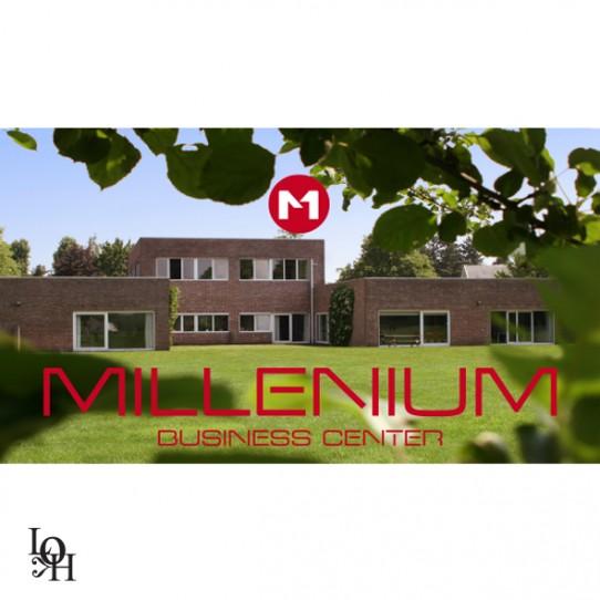 Création du logo du Millenium business center