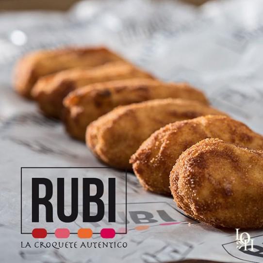 """Création d'un logo pour la firme """"RUBI"""""""