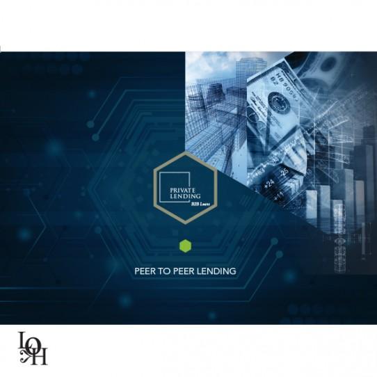 Création d'un catalogue 12p pour PrivateLending