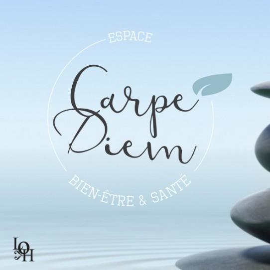 """Création du logo """"Carpe Diem"""""""