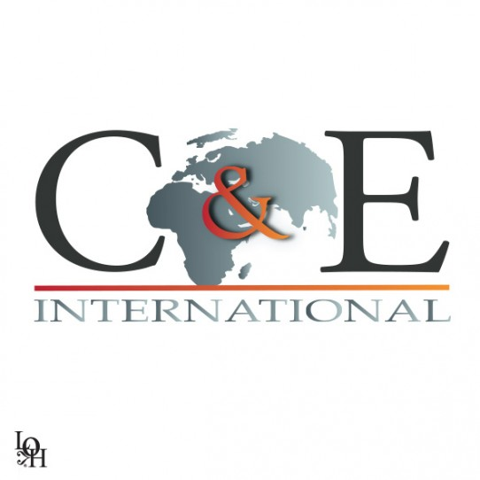 Logo C&E international