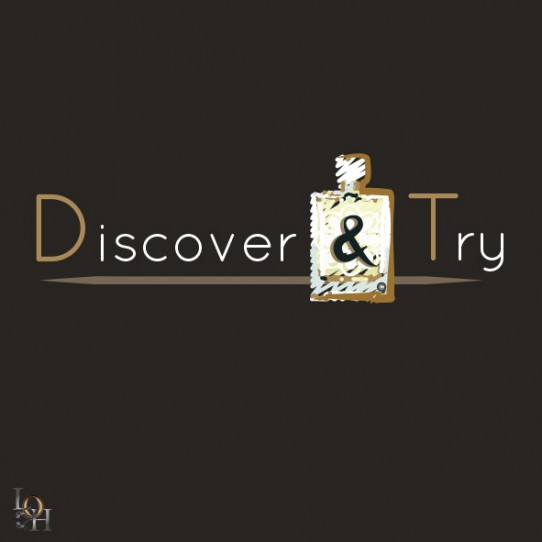 Logo Discover & Try