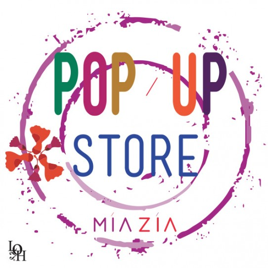 logo Pop-up store Miazia