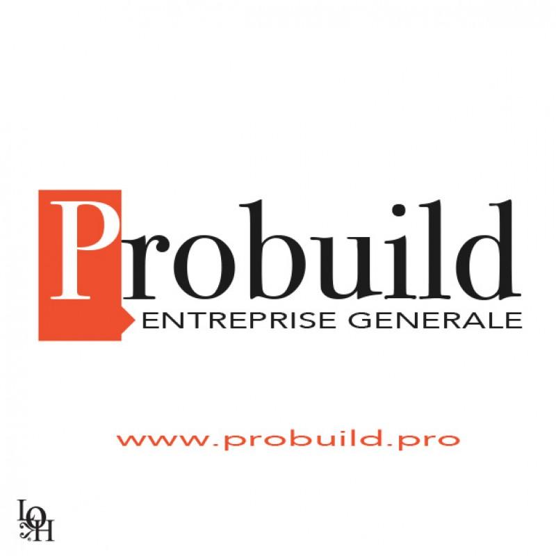 Logo de l'entreprise générale Probuild