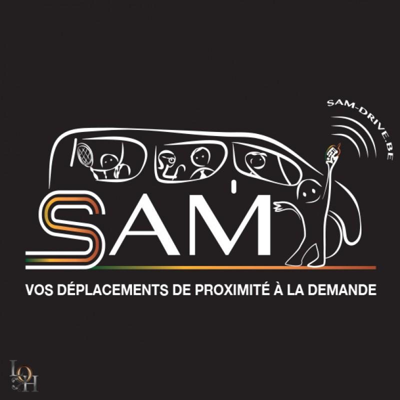 Logo des transports SAM
