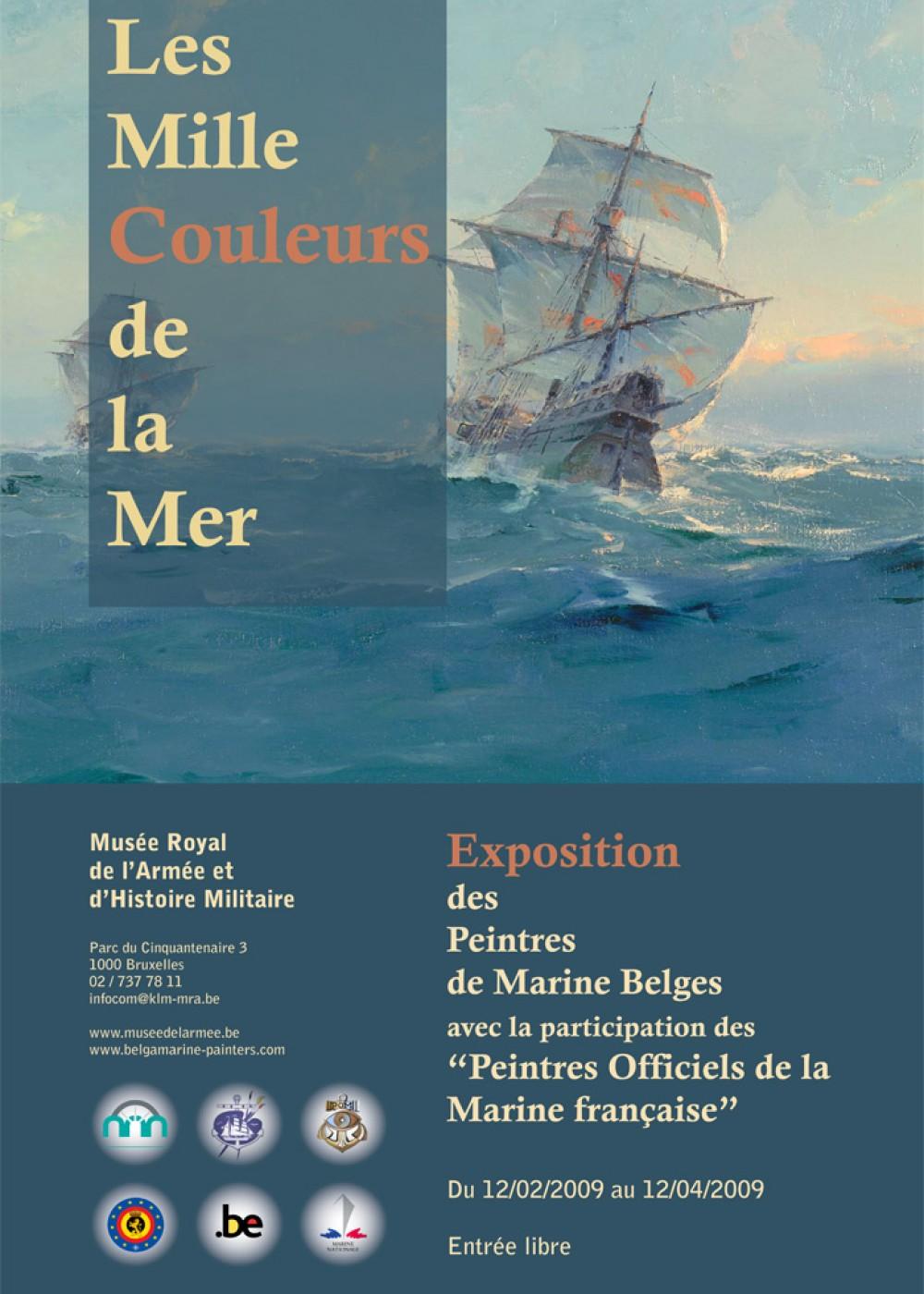 Les Peintres de Marine Belge