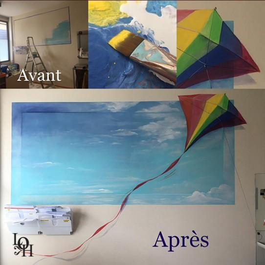 Fresque Huderf – salle de consultations_1