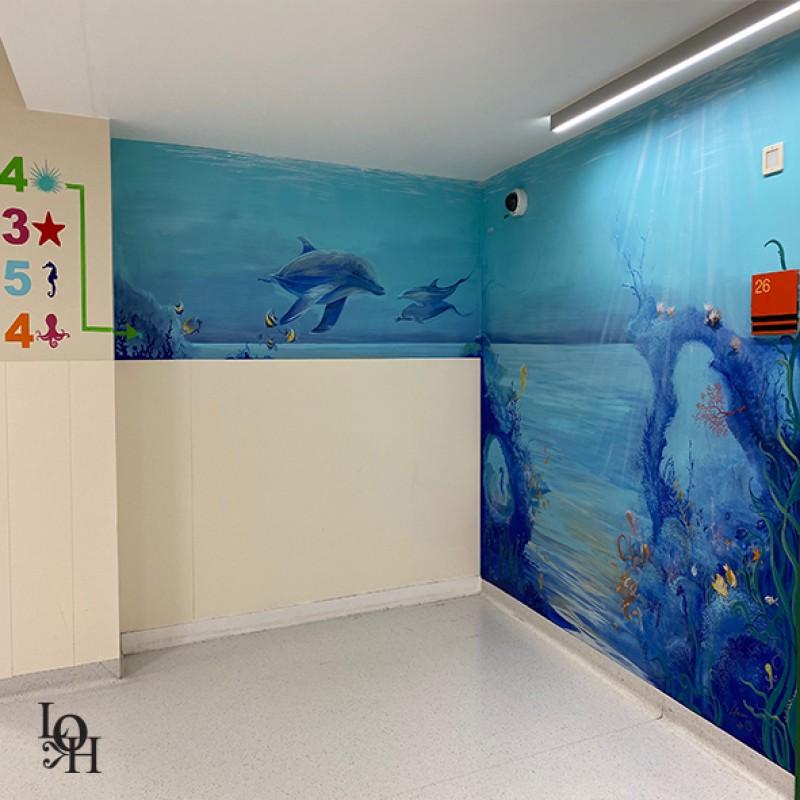 Fresque jeux-Neurologie- HUDREF