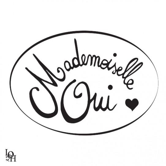 Logo Melle OUI by LoH